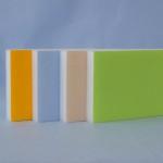 Produkty - pěny pro akustické izolace